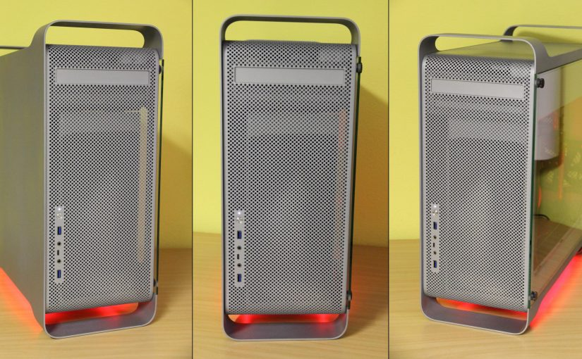 Apple Power Mac G5 casemod